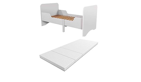 Polini Home Fun 3200 - Cama Infantil Extensible con colchón ...