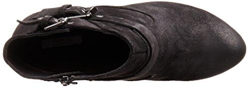 Geox - Zapatos de vestir de Piel para mujer negro