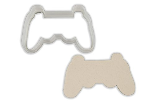 Video Game Controller Cookie Cutter - LARGE - 4 Inches