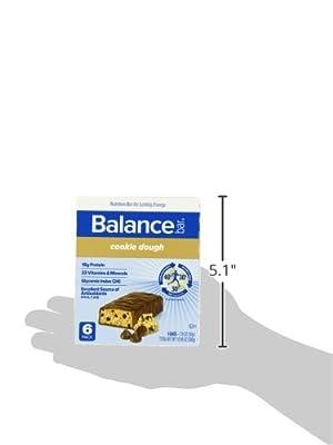 Balance Bar Mocha Chip Bar, 1.76 ounce bars