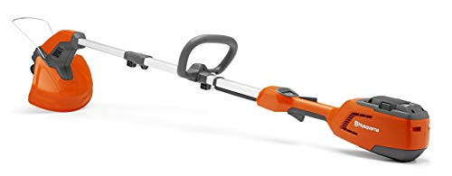 Husqvarna 115iL Cordless Electric String Trimmers, Orange/Gray