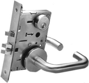 Yale 8807fl Entrance Storeroom Corridor Lock Mortise Lock