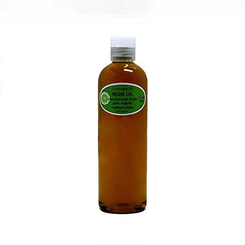 12 Oz Premium Neem Oil Organic Pure Strong Super Potent Undiluted Unrefined