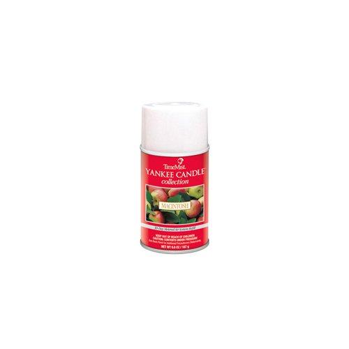 TimeMist 812150TMCACT Yankee Candle Air Freshener Refill, Macintosh, 6.6oz Aerosol by Timemist