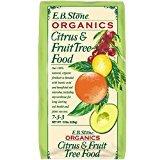 EB Stone Organics Citrus & Fruit Tree Food 7-3-3, 15lb.