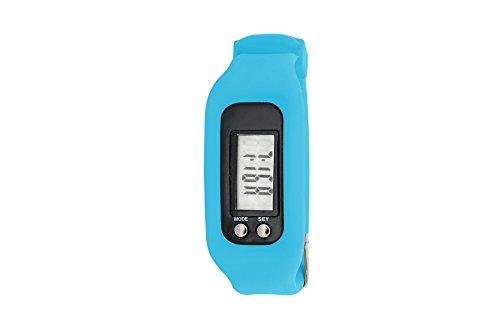 SHVAS Unisex Fitness Running watch / Running / walking tracker with pedometer [SPOPROBLU]
