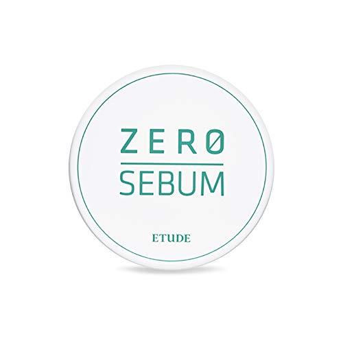 ETUDE HOUSE Zero Sebum Drying Powder - Oil Control No Sebum Powder with 80% Mineral, Makes Skin Downy 1