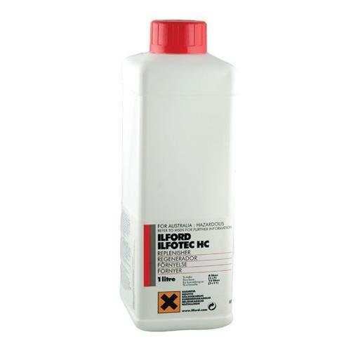 Ilford Ilfotec HC Fine Grain Developer for Black & White Film, Liquid Concentrate 1 Liter Bottle. by Ilford