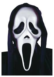 Adult Scream Mask - ST]()