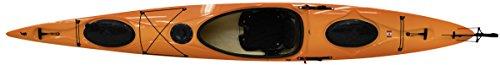(Seaward Kayaks 222225 Mantra Kevlar Kayak, Burnt Orange/Black)