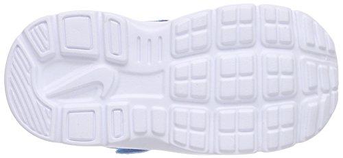 Nike Revolution 2 TDV Zapatillas, Bebé-niños Azul laguna / Blanco