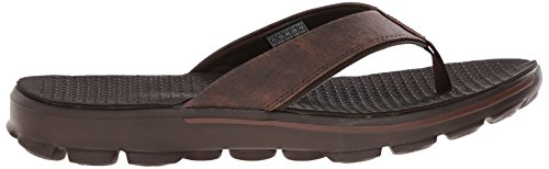 Performance Go Flip Skechers Chocolate Flop Men's Walk UxHdd4wZq