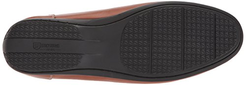 Stacy Adams Mens Cyrus Moc Toe Bit Slip-On Driving Style Loafer Tan VWtka