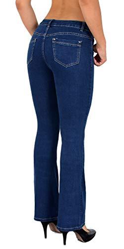 Bootcut Actuelles Pantalon Tailles Typ DD Jean Designs Grandes Femme ESRA Jeans j172 AIwqEx4x0