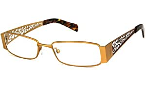 calabria readers reading glasses 812 gold