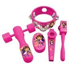Dora Rocks! Percussion Pack (First Act-percussion Pack)