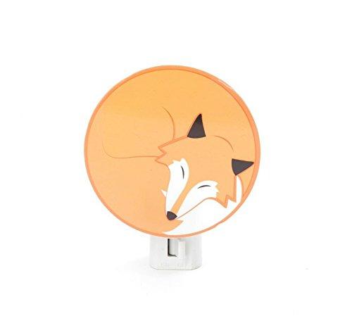 Kikkerland LP53 Night Light Fox product image