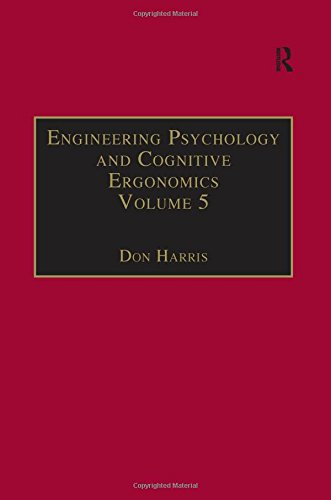 Engineering Psychology and Cognitive Ergonomics: Volume 5: Aerospace and Transportation Systems (Engineering Psychology and Cognitive Ergonomics Series)