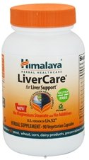 Herbal Healthcare LiverCare/Liv.52, Liver Support, 180- Vcaps