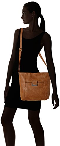 Different portés Femme V L Sacs Marron épaule be WEBER Cognac GERRY EtqwY8q