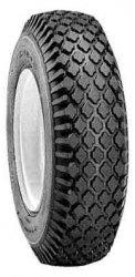 Tubeless Tread Ply 2 Tire (Oregon 58-020 410/350-4 Stud Tread Tubeless Tire 2-Ply)