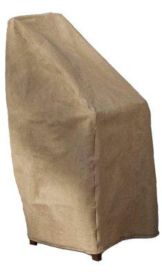 - STACK CHR/BRSTL CVR SAND (Pkg of 5)