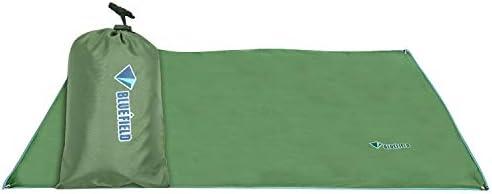 Sunsunshh Exterior de Tela Oxford Colchoneta Carpa Manta Sun Pergola Refugio Toldo de Picnic Camping colchón del Amortiguador, 115x220cm, Color al Azar (Color : Color1): Amazon.es: Hogar
