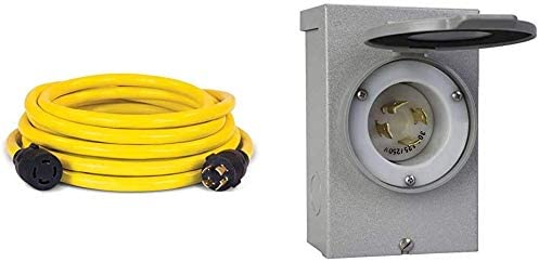 Gray & Reliance Controls Generators Up to 7,500 Running Watts PB30 ...