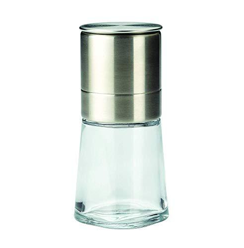 Linden Sweden 012187 CeraGrind Spice Grinder, Silver (Linden Spice)
