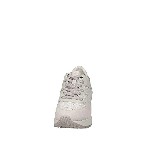 Geox Ladies D Zosma C Sneaker Bianco