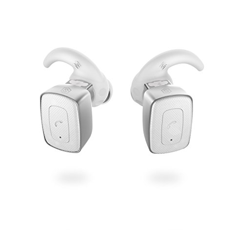 Smart Bluetooth Headset for Android Phone (White) - 8