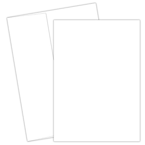 Hortense B. Hewitt 100 Count DIY Invitation Kit, White ()