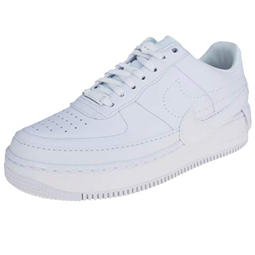 Shoes White Af1 - Nike Women's WMNS AF1 Jester XX, White/White-Black, 9.5 US