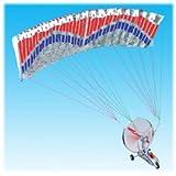 : R/C Parachute Power Glider