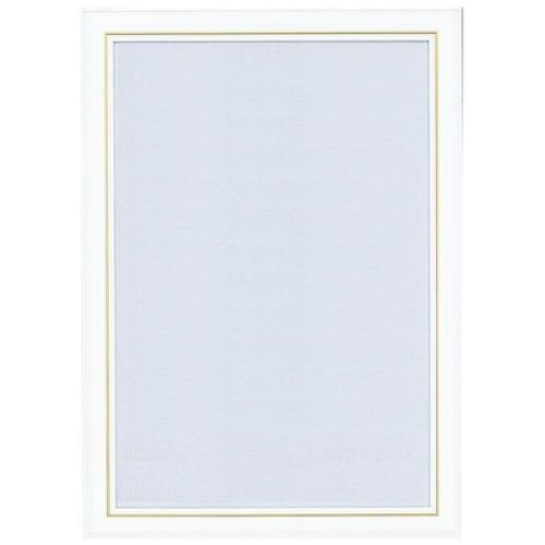 New DX Wood frame No.5-B White (38cm x 53cm) (japan import)