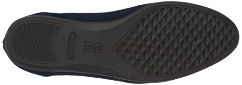 Aerosoles Vrouwen Trending Slip-on Loafer Dark Blue Suede
