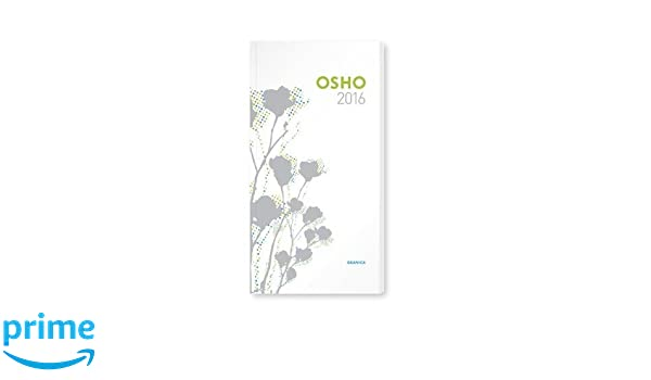 Osho 2016 Agenda pocket - Verde (Spanish Edition): Granica ...