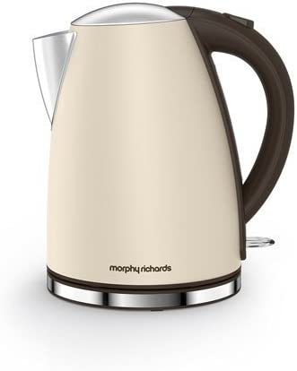 Morphy Richards Accents Jug Kettle Electric Kettle Sand