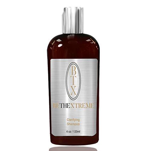 Keratin Cure Clarifying Shampoo