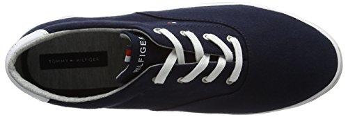 Tommy Hilfiger Damen E1285liza 3d1 Sneakers Blau (Midnight 403)