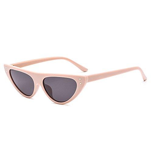 de Sol de Moda la Semicírculo Retro Deportiva Polarizado D Portección UV Gafas Gafas Conducción Sol Mujer para Nikgic EwPq6dtw