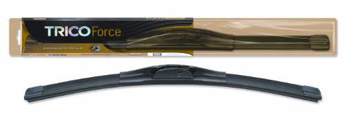Trico 25-160 Force Premium Performance Beam Wiper Blade, 16'' by Trico