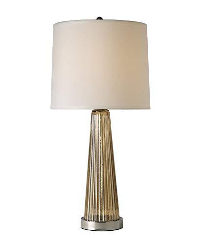 (Trend Lighting BT5766 Chiara Table Lamp, Polished Chrome)
