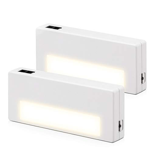 (Mini Rechargeable Drawer Lights with Ultra-Long-Endurance Battery, Designed for Drawers, Cabinets, Storage Boxes (2 Pack))