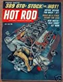 img - for Hot Rod Magazine July 1965 book / textbook / text book