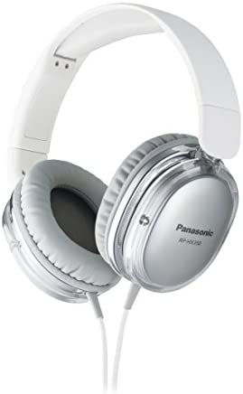 Panasonic Rp-hx350-w White Support DTS Headphone -X Japan Import