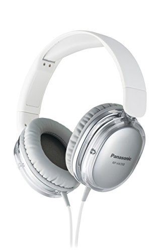 Panasonic Rp-hx350-w White [Support DTS Headphone -X] (Japan Import) (Headphones Dts)