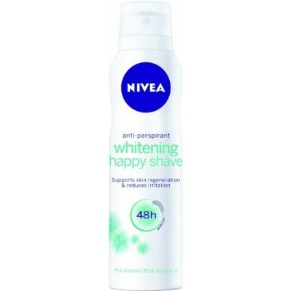 Nivea Deo White Happy Shave Spray 150ml.