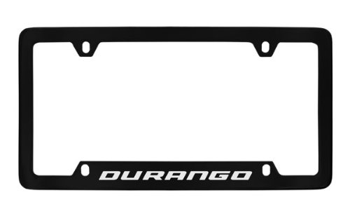 license plate frame durango - 5
