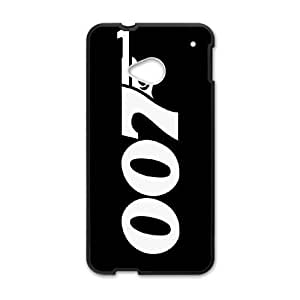 HTC One M7 phone case Black 007 James Bond POSSR5769519